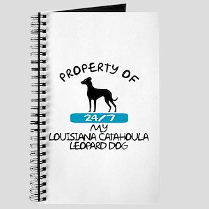 Louisiana Catahoula Journal