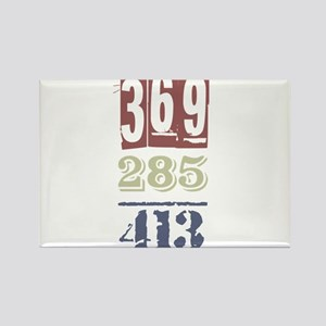 Numbers Magnets