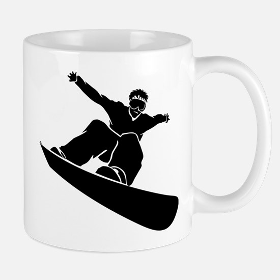 Go Snowboarding! Mug