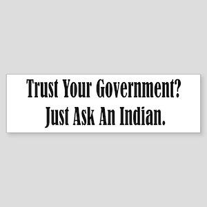 Trust Sticker (Bumper)