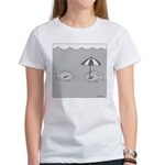 Looks Like It Might Rain (No Text) Women's T-Shirt