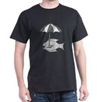 Umbrella Fish Dark T-Shirt