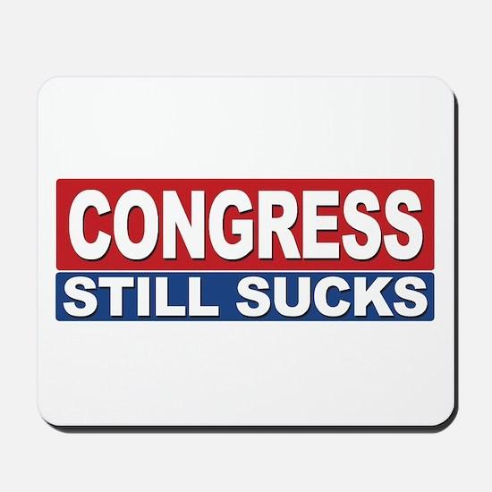 Congress Still Sucks Mousepad