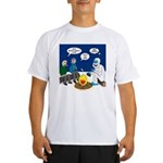 Yeti Winter Campout Performance Dry T-Shirt