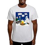 Yeti Winter Campout Light T-Shirt