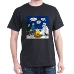 Yeti Winter Campout Dark T-Shirt