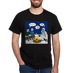 Yeti Winter Campout Dark T-Shirt