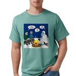 Yeti Winter Campout Mens Comfort Colors® Shirt