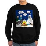 Yeti Winter Campout Sweatshirt (dark)