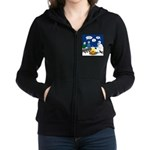 Yeti Winter Campout Women's Zip Hoodie