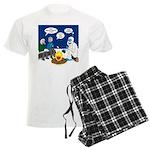 Yeti Winter Campout Men's Light Pajamas