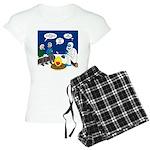 Yeti Winter Campout Women's Light Pajamas