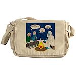 Yeti Winter Campout Messenger Bag