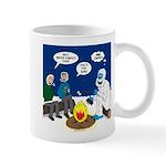 Yeti Winter Campout 11 oz Ceramic Mug