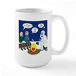 Yeti Winter Campout 15 oz Ceramic Large Mug