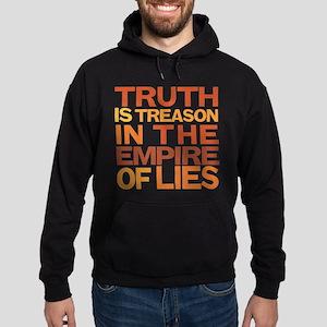 Truth is Treason Hoodie (dark)