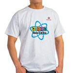 Periodic Table T-Shirt Assorted Colors