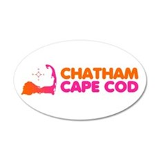 Chatham Cape Cod Wall Decal