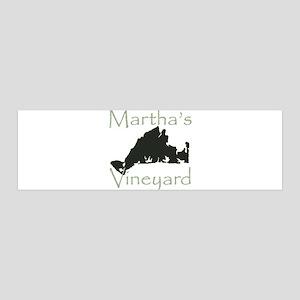 Martha's Vineyard 36x11 Wall Decal