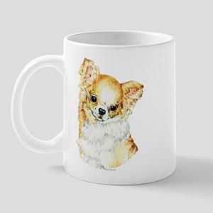 Long Coat Chihuahua Mug