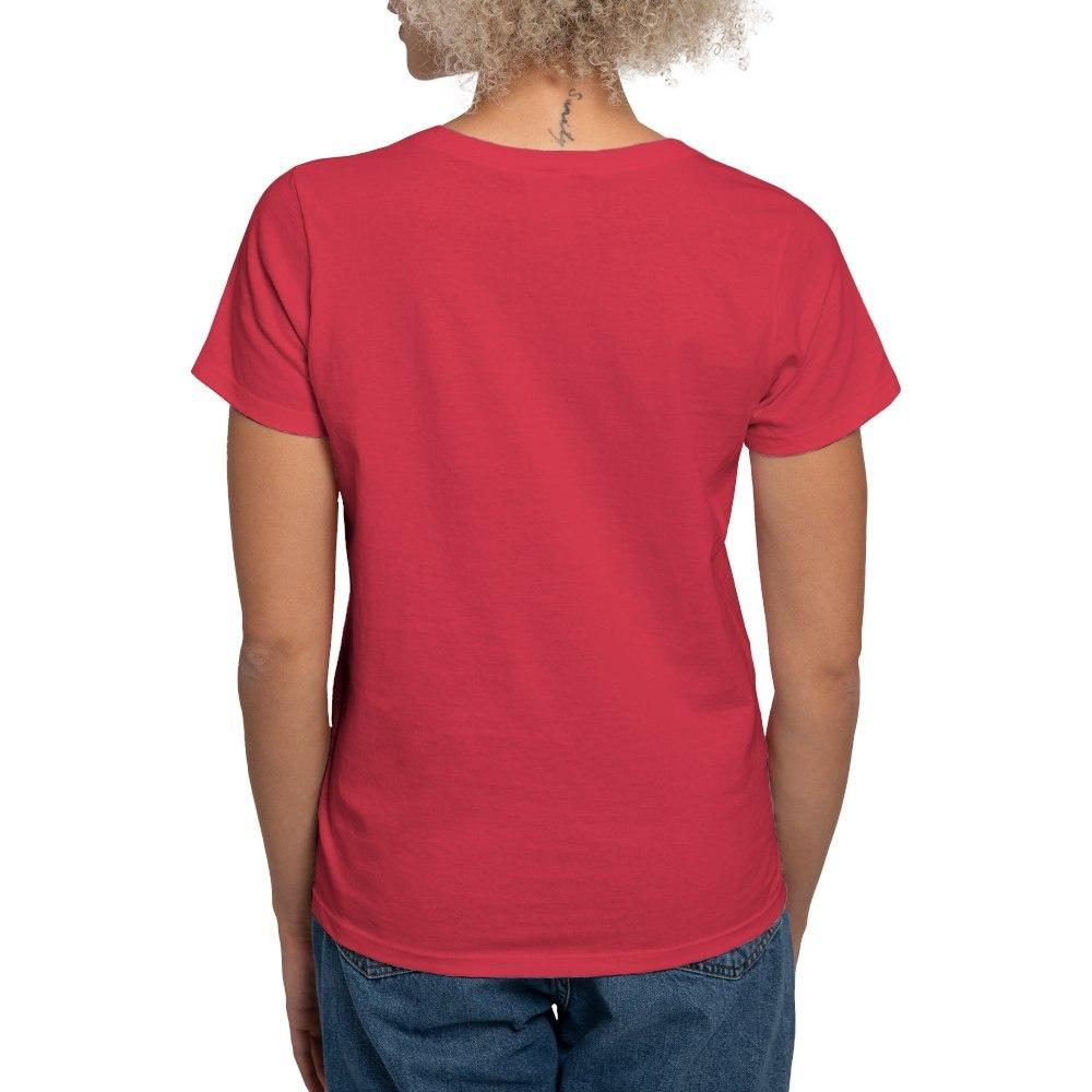CafePress-Heart-Women-039-s-Dark-T-Shirt-Women-039-s-Cotton-T-Shirt-505359491 thumbnail 70
