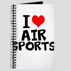 I Love Air Sports Journal