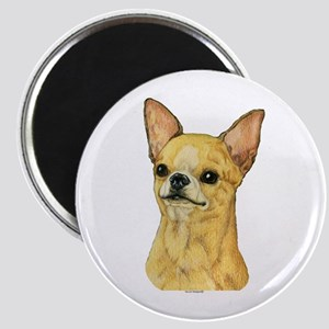 Smooth Coat Chihuahua Magnet