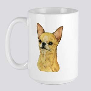 Smooth Coat Chihuahua Large Mug
