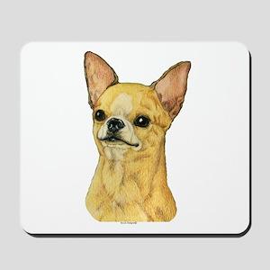 Smooth Coat Chihuahua Mousepad
