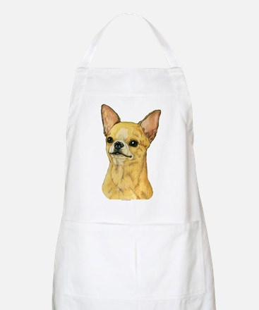 Smooth Coat Chihuahua BBQ Apron