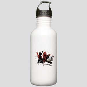 American Bulldog Stainless Water Bottle 1.0L