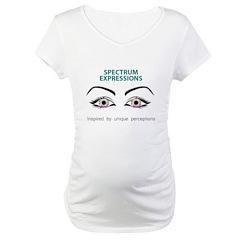 spectrumeye Maternity T-Shirt