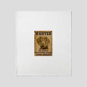 """Wanted"" German Shorthaired P Stadium B"