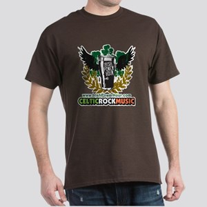 Irish Power Hour Logo Dark T-Shirt