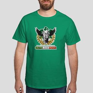 Irish Power Hour Logo Dark T-Shirt