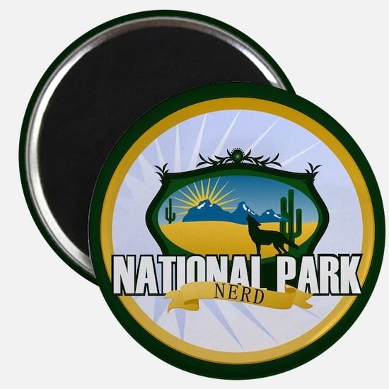 National Park Nerd Magnet