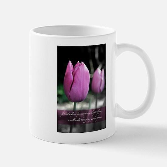 Thoughts Of You (LOVE) Mug