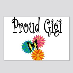 Proud Gigi Postcards (Package of 8)