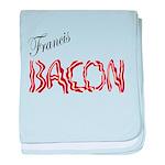 Francis Bacon baby blanket