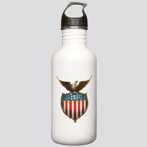 Vintage 4th of July Stainless Water Bottle 1.0L