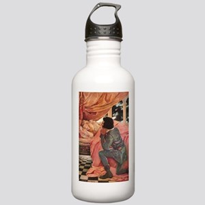 Vintage Sleeping Beauty Stainless Water Bottle 1.0