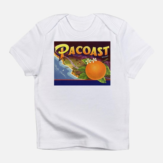 Cool Fruit crate Infant T-Shirt