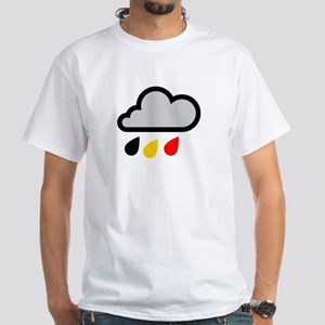 Belgium: To be or not to be White T-Shirt