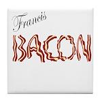 Francis Bacon Tile Coaster
