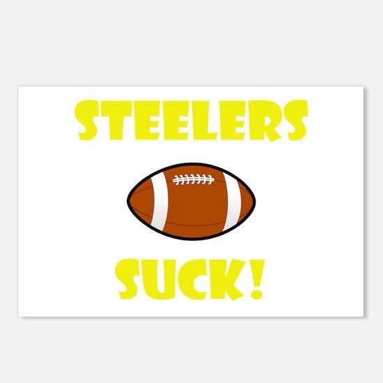 Steelers Suck! Postcards (Package of 8)