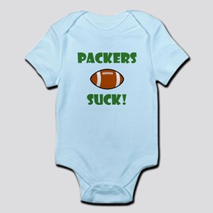 Packers Suck! Infant Bodysuit