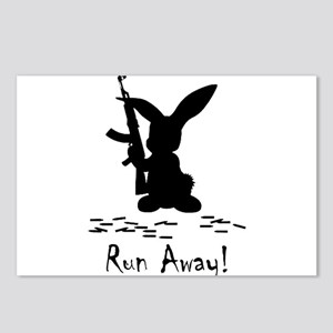 Run Away! Postcards (Package of 8)
