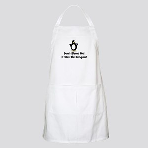 Don't Blame Me, It Was The Pe Apron