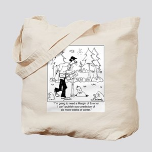 What's your Margin of Error? Tote Bag