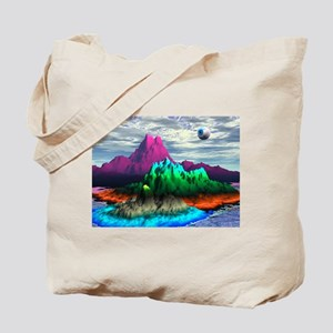 Groovy Eyeball - Check this out! Tote Bag
